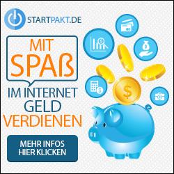 StartPakt.de - Spass beim Geld verdienen!